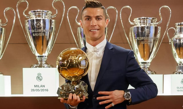 The Greatest Cristiano Ronaldo's Achievements and Records